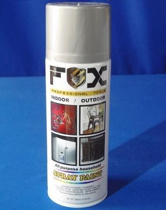 Foto de Spray fox aluminio