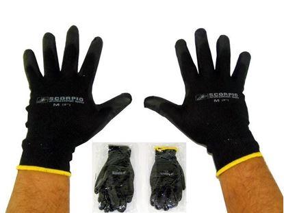 "Foto de Guante Industrial Latex 10""  ( XL ) Ref. 1I-0925"