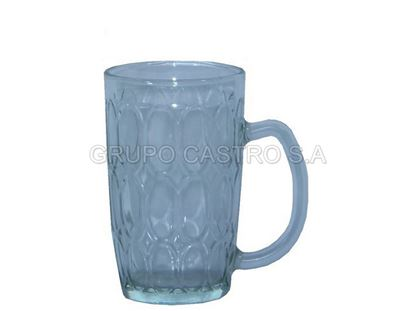 Foto de Jarra cervecera mediana vidrio #54159/1/IE-36F 12ONZ 350ML 13ALTx8ANC