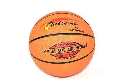 Foto de *SEGUNDA*Balon de basketball 7 anaranjada