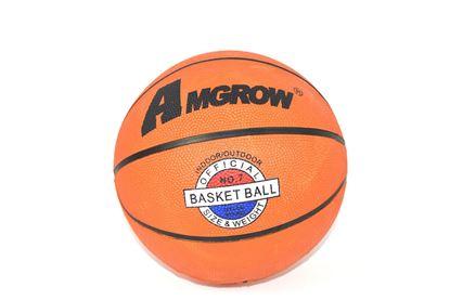 Foto de Balon de basketball 7 anaranjada angrow B7-17