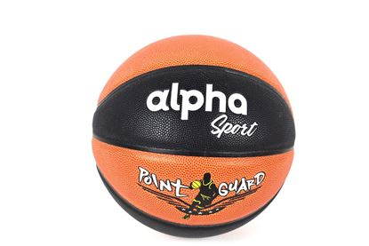 Foto de Balon de basketball #7 KM-2017S5-G0813 Alpha Naranja/Negro