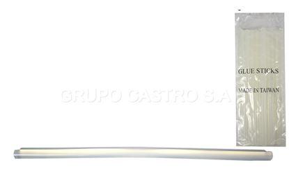 Foto de Empaque Barra silicon gruesa #11.2MMX30CMS 28UNDS #4762P/800gramos