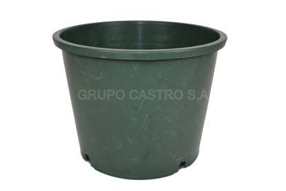 Foto de MACETA #8 TERRACOTA (800..) SALVAPLASTIC 17alt x 23anCMS 8328038400