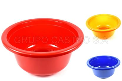 Foto de Huacal #44 20lt colores (20ltr)  08022/72873 44x44x21 cm Tacoplast plastico