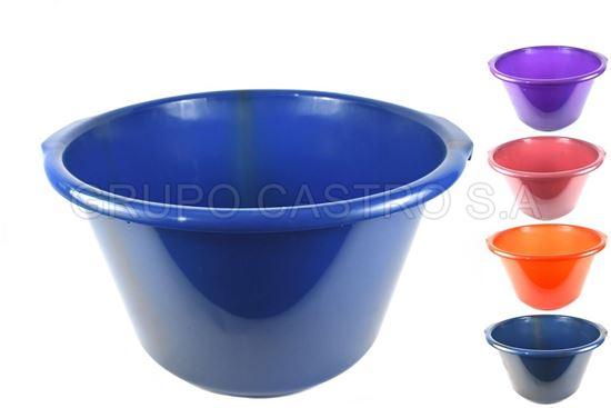 Foto de Huacal colores tacoplast plástico