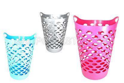 Foto de Cesto Redondo silicon laundry basket 104437