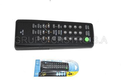 Foto de CONTROL REMOTO SOLO TV UNIVERSAL 4 in 1 KM863/RM-V3