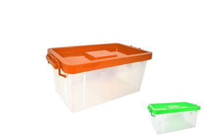 Foto de Caja multiusos #1 pequeña 08252  tacoplast plastico
