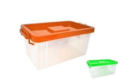 Foto de Caja multiusos #2 mediana 08253  tacoplast plastico