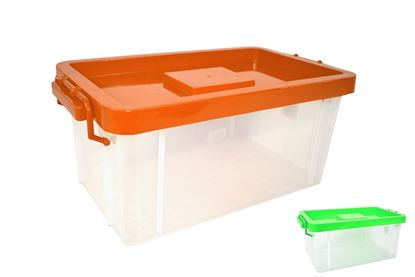 Foto de Caja multiusos #3 grande 08254 tacoplast plastico