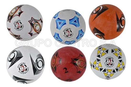 Foto de Balon Football Playa #2 FTB-S20-COLORES