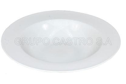 Foto de TAZON PORCELANA BLANCO 31 CMS HONDO CDMC52-003AHOUSE+HOME