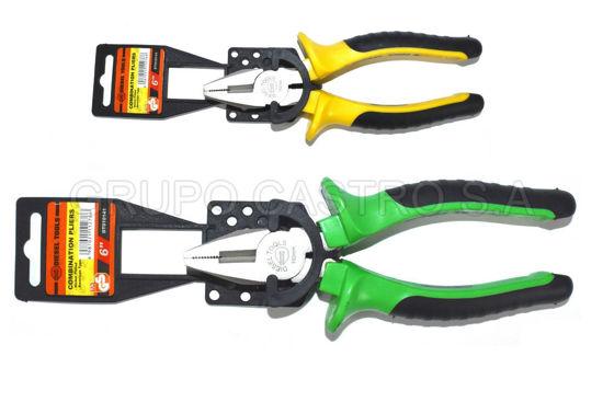 """Foto de Alicate 6"""" Diesel tools DT010141/6 160MM"""