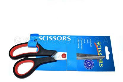 "Foto de Tijera 8"" km-2057 (11000 )scissors metal"