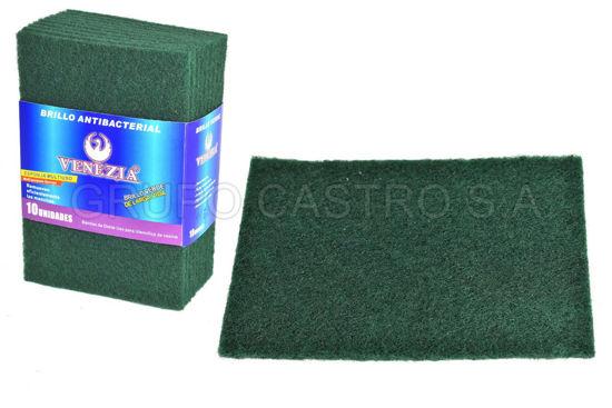 Foto de Set 10 esponjas verdes NV-510 venezia