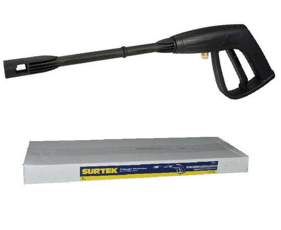 Foto de Pistola PIST457 para hidrolavadora HL450, HL500, HL700 surtek alta presion