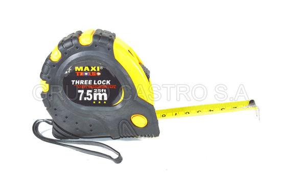 Foto de Cinta Metrica 7.5m/25mm maxi tools PH-JC7383