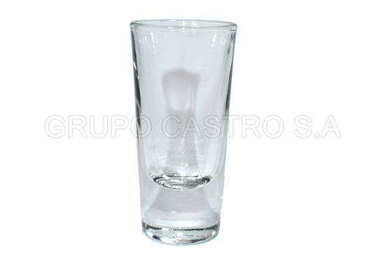 Foto de Copa tequilera vidrio alto 173/9550020 973 2 onzas/62ml 10.5x4cms